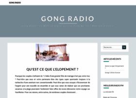 Gongradio.fr thumbnail
