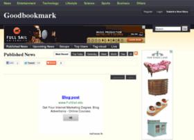 Goodbookmark.asia thumbnail