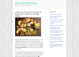 Goodcarbs.org thumbnail