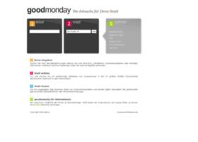 Goodmonday.de thumbnail