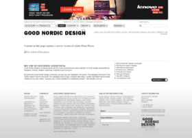 Goodnordicdesign.com thumbnail