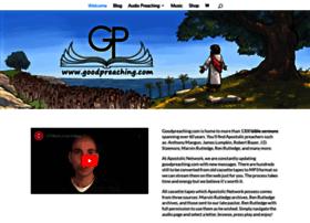 Goodpreaching.com thumbnail