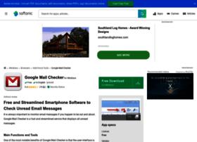 Google-mail-checker.en.softonic.com thumbnail
