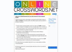 Google.onlinecrosswords.net thumbnail