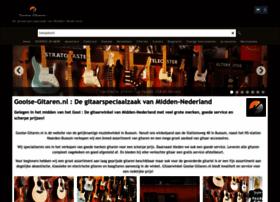 Gooise-gitaren.nl thumbnail