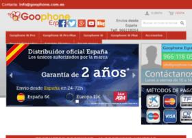 Goophone.com.es thumbnail