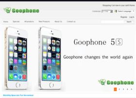 Goophoneshop.net thumbnail