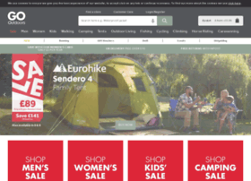 Gooutdoors.co.uk thumbnail