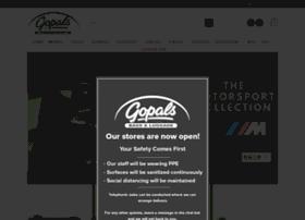 Gopals.co.za thumbnail