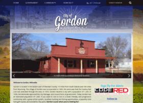 Gordon-ne.us thumbnail