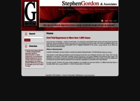 Gordonlawoffices.net thumbnail