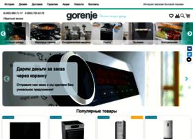 Gorenje-rus.ru thumbnail