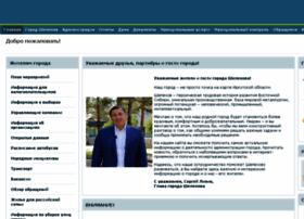 Gorod-shelehov.ru thumbnail