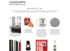 Goshoppe.de thumbnail