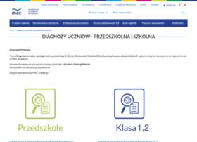 Gotowoscszkolna.mac.pl thumbnail