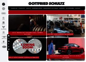 Gottfried-schultz.de thumbnail