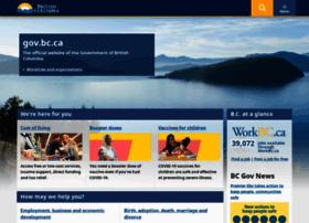 Gov.bc.ca thumbnail