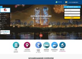 Govardhanagiri.in thumbnail