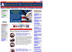 Government-auctions-guide.com thumbnail