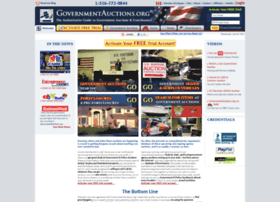 Governmentauctions.net thumbnail
