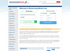 Governmentgrant.com thumbnail