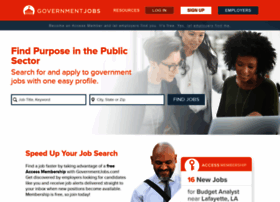 Governmentjobs.com thumbnail