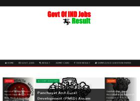 Govtofindjobs.co.in thumbnail