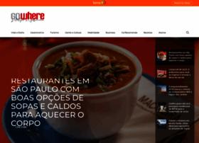 Gowhere.com.br thumbnail