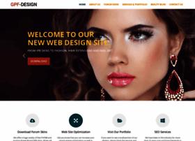 Gpf-design.com thumbnail