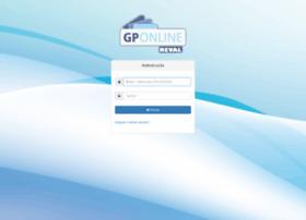 Gponline.reval.net thumbnail