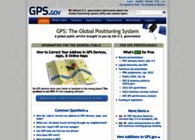 Gps.gov thumbnail