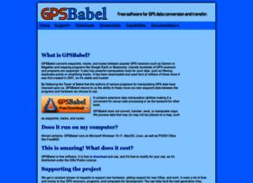 Gpsbabel.org thumbnail