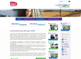 Gpso.fr thumbnail