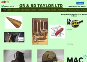 Gr-rdtaylor.co.uk thumbnail