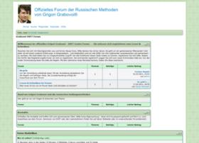 Grabovoi-forum.eu thumbnail