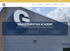Gracecrusaders.org thumbnail
