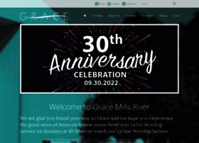 Gracemillsriver.org thumbnail