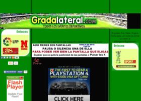 Gradalateral.com thumbnail