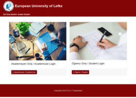 Grade.eul.edu.tr thumbnail