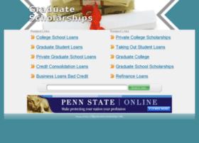 Graduatescholarships.info thumbnail