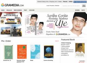 Gramediashop.com thumbnail