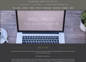 Grampianwebsitedesign.co.uk thumbnail