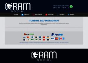Gramsocial.com.br thumbnail