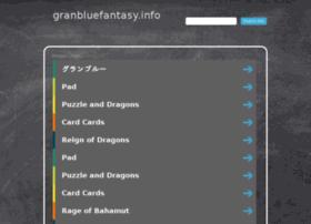 Granbluefantasy.info thumbnail
