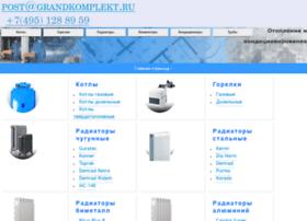 Grandkomplekt.ru thumbnail