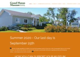 Grandmananmuseum.ca thumbnail