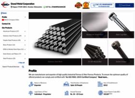 Grandmetalcorp.com thumbnail