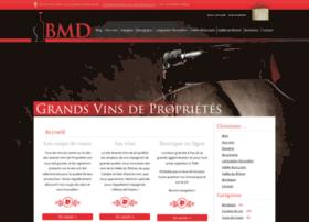 Grands-vins-de-proprietes.fr thumbnail