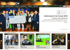 Grandvision.org thumbnail