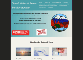 Grandwater.org thumbnail